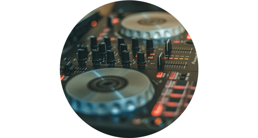 Commercial Automation - DJ