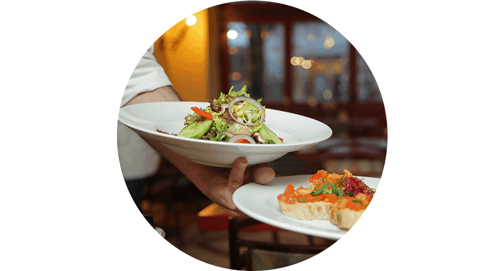 Commercial Automation - Waiter